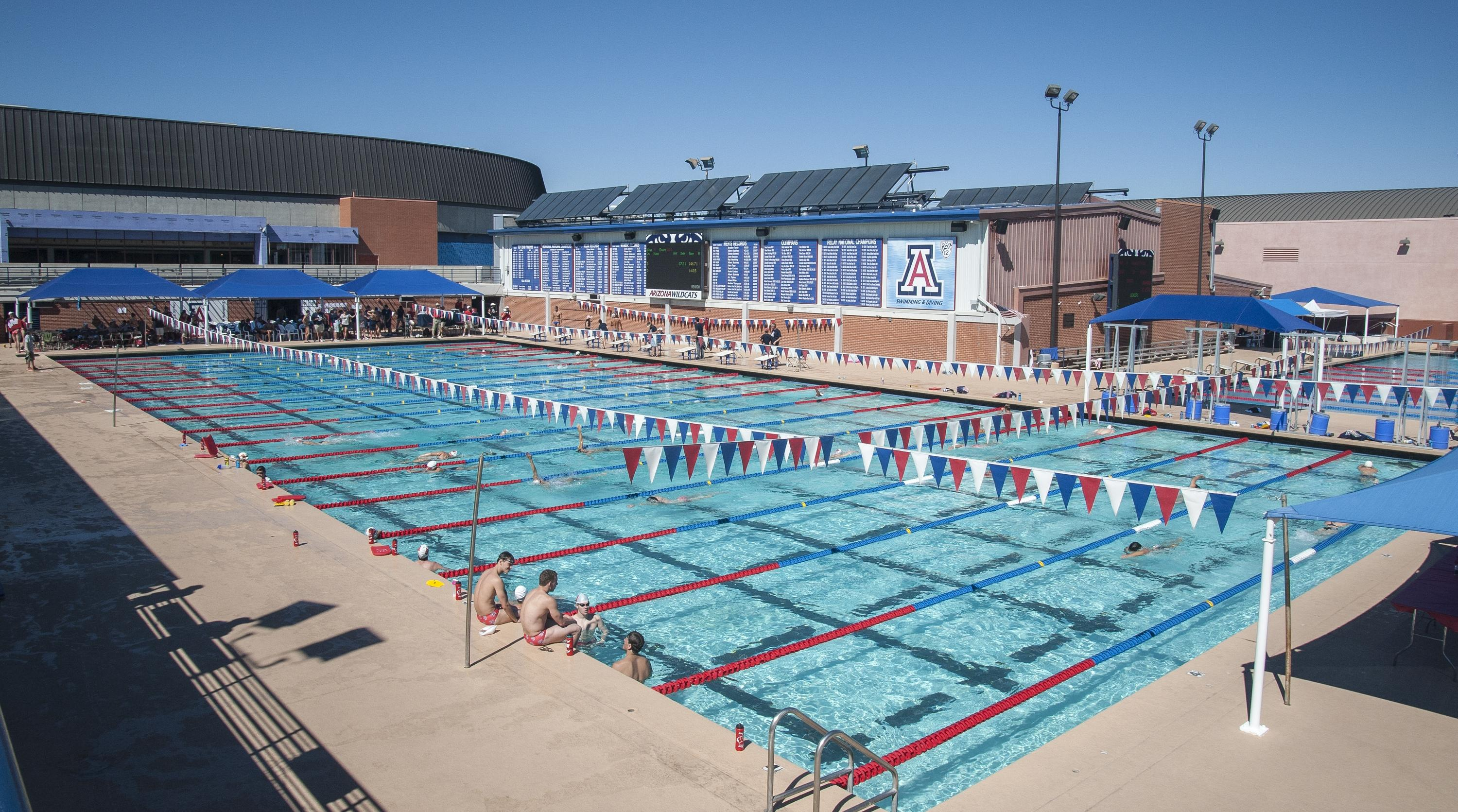 swimming and diving releases 2015-16 schedule - university of