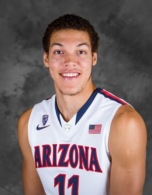 new styles 7dae4 6a477 Aaron Gordon - Men's Basketball - University of Arizona ...