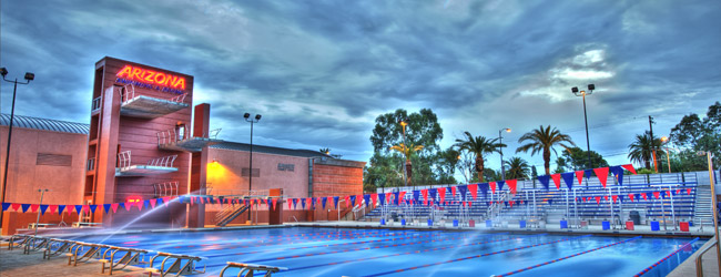 Arizona Swimming and Diving Releases 2017-18 Schedule