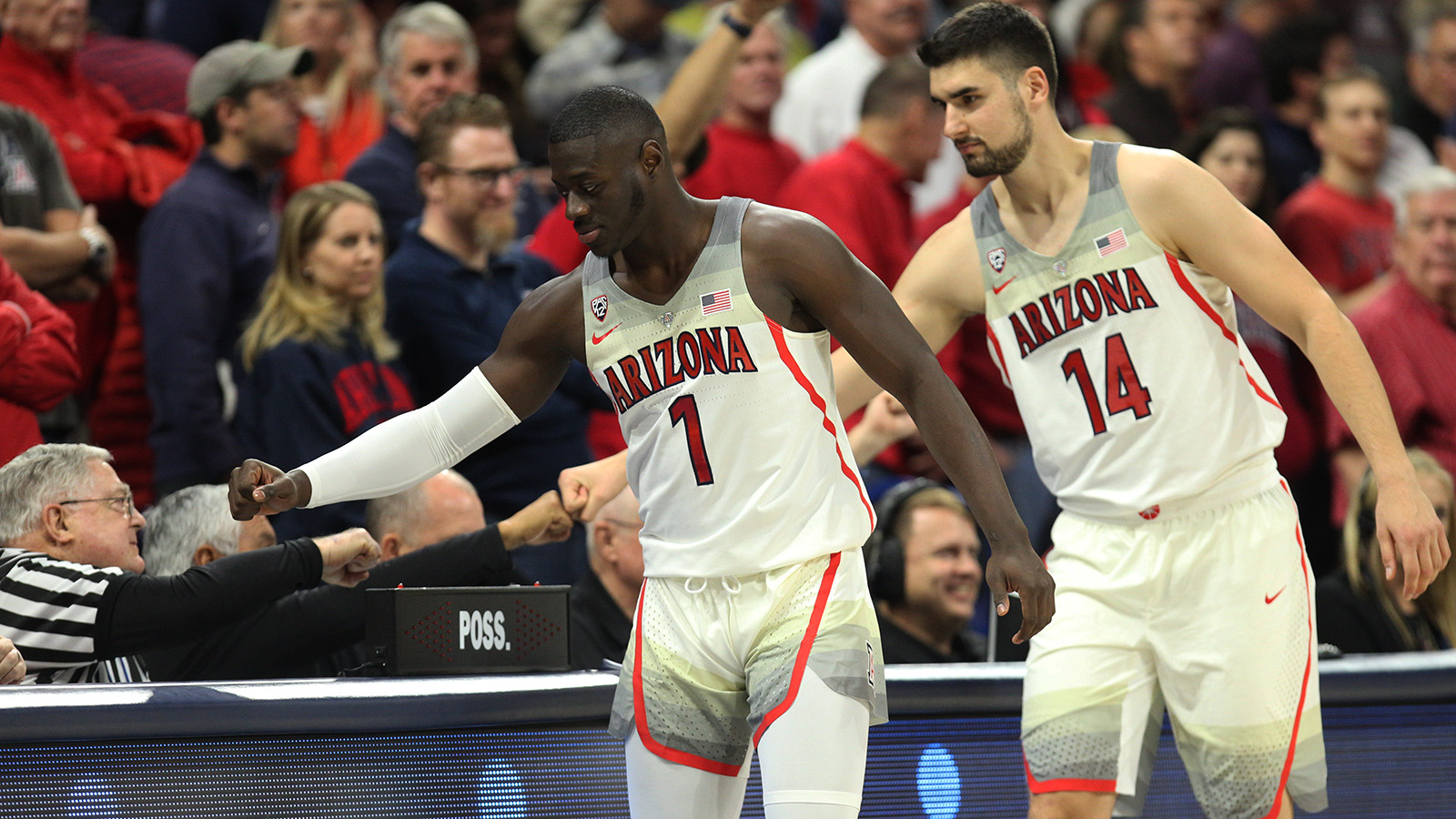 b17dfa8c19a UA Heads For the Mountains In First Pac-12 Road Trip - University of ...