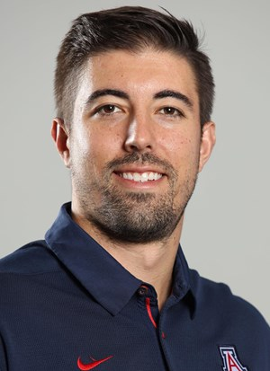 Taylor Mazzone Assistant Coach Outside Receivers Staff