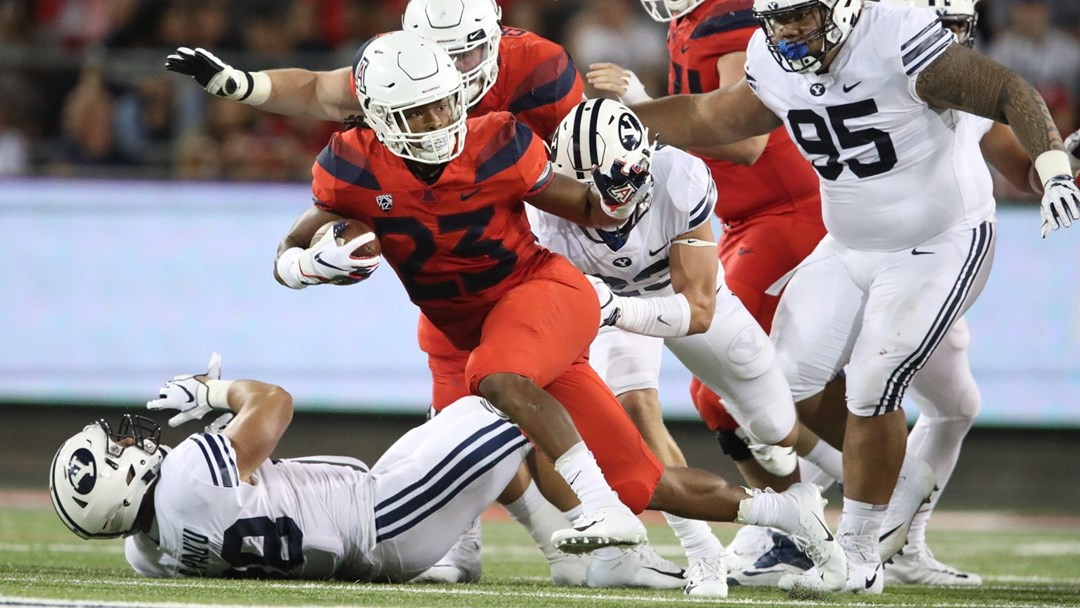sports shoes 94fbb cea81 2018 Arizona Wildcats – FBS College Football Uniform Database
