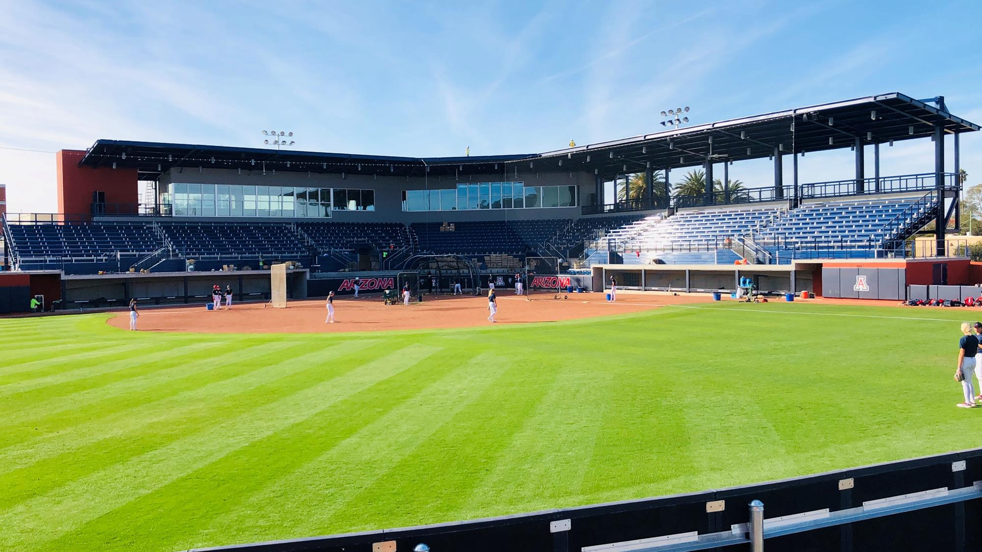 Hillenbrand Memorial Stadium Set for Grand Re-Opening on Thursday