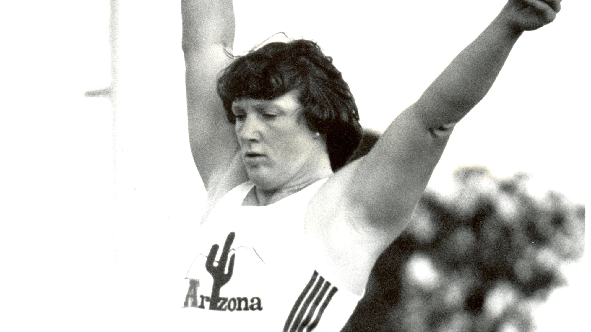 innovative design 0101f 13e4e Meg Ritchie-Stone Elected to Pac-12 Hall of Honor. Arizona Athletics