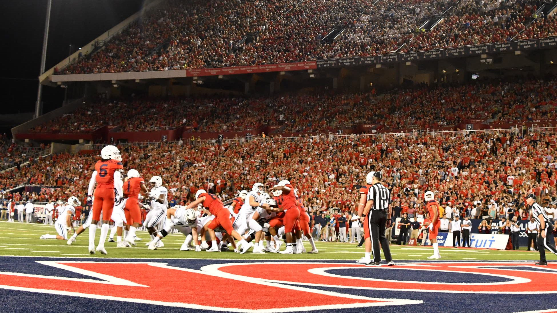 Single Game Ticket Purchasing Now Available in the Arizona Wildcats App